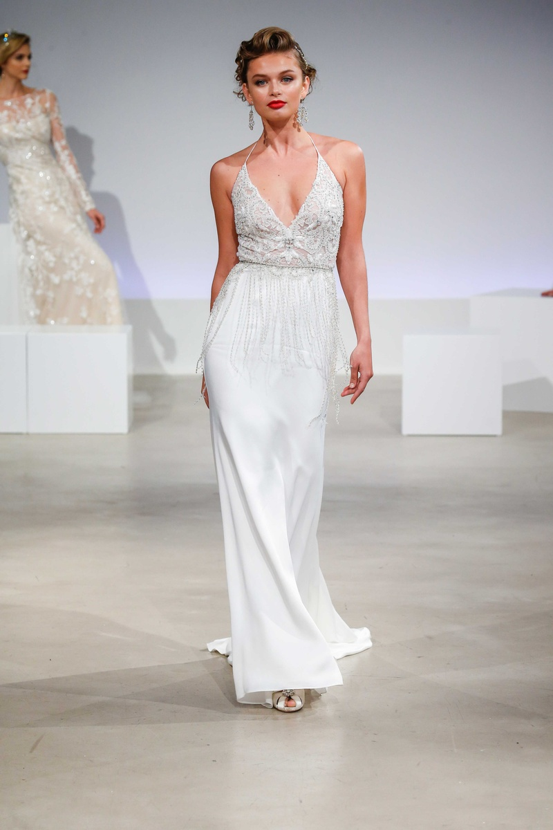Wedding Dresses Vintage And Stylish Bridal Gowns By Anne Barge Fall
