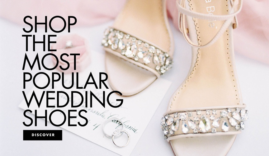 Find out where to purchase some of the most popular wedding shoes.