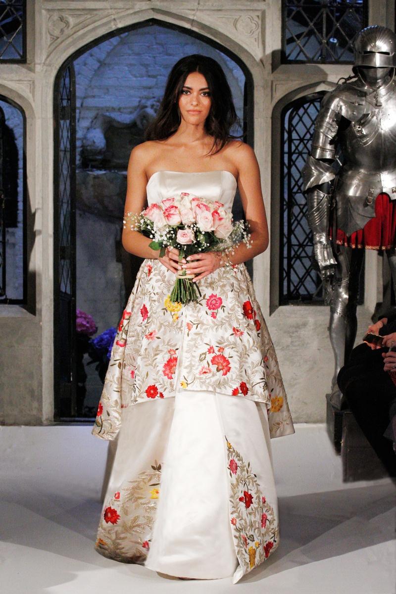Wedding Dresses Photos Toreador Ball Gown By Oleg Cassini