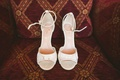 peep toe wedding shoes kate spade ankle strap bridal heels