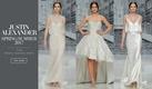 Justin Alexander Spring Summer 2017 wedding dresses