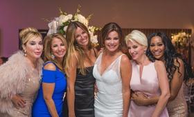 Marysol Patton, Jill Zarin, Kelly Killoren Bensimon, Luann de Lesseps Dorinda Medley, Cynthia Bailey
