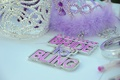 Bride to Bling bridal shower decorations