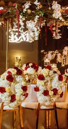 Planner: Elles Couture Events Florals: Makini Regal Designs