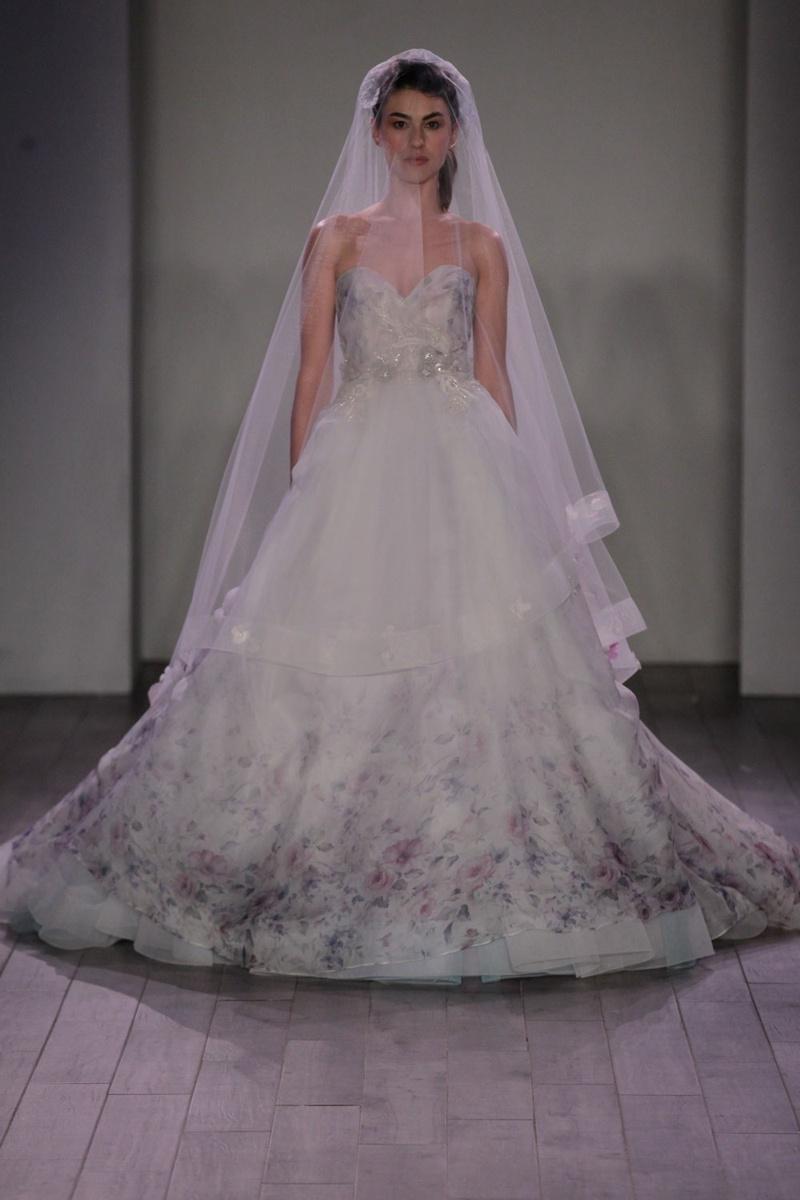 Lazaro Wedding Dresses: Spring 2016 Bridal Collection - Inside Weddings