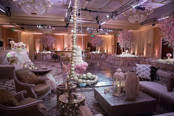 St. Regis Monarch Beach Wedding of Tamra & Eddie
