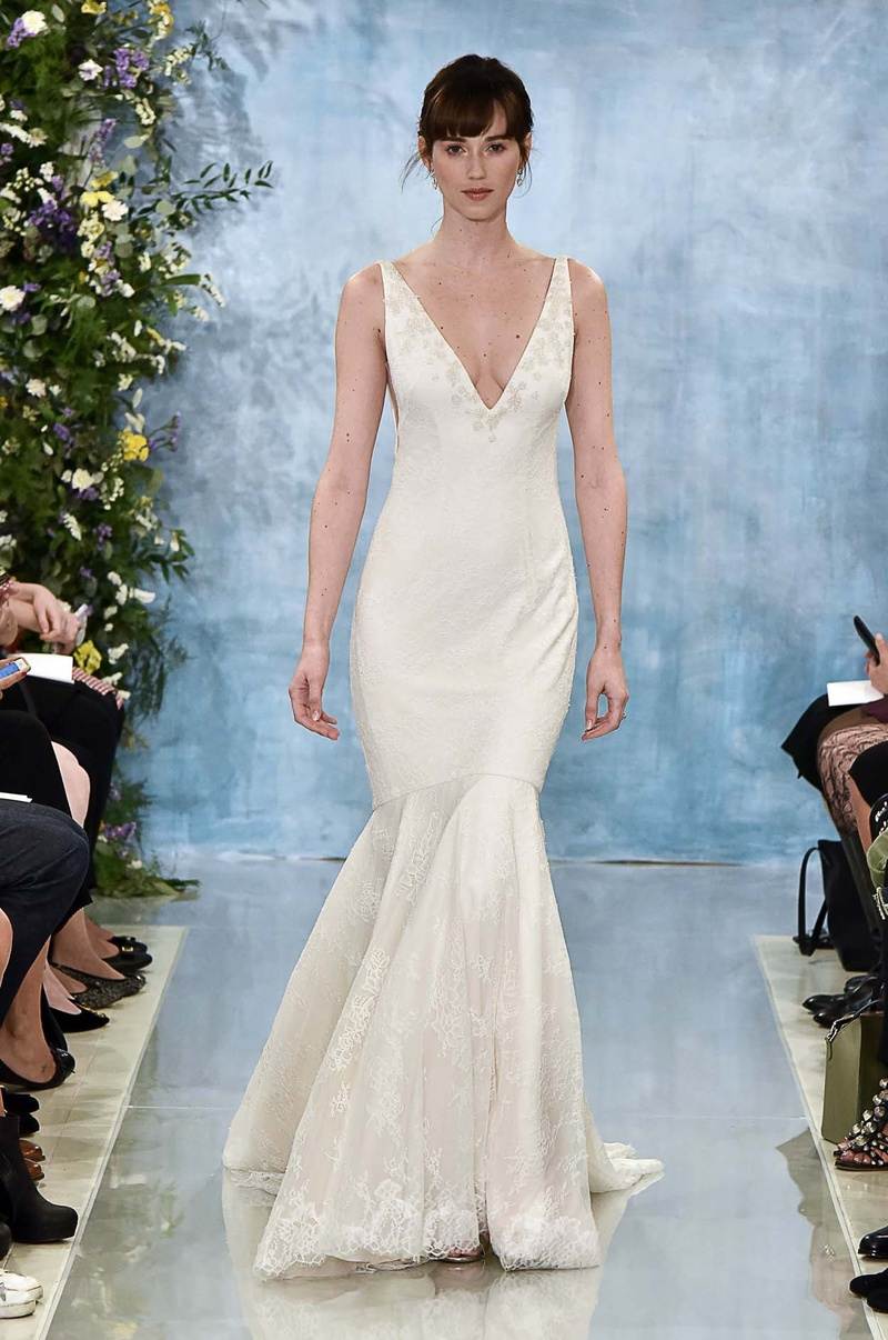 Bridal Fashion Week: Theia Fall 2018 - Inside Weddings