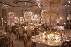 Four Seasons Beverly Hills coordinated by Details Details with Tic-Tock Couture Flowers