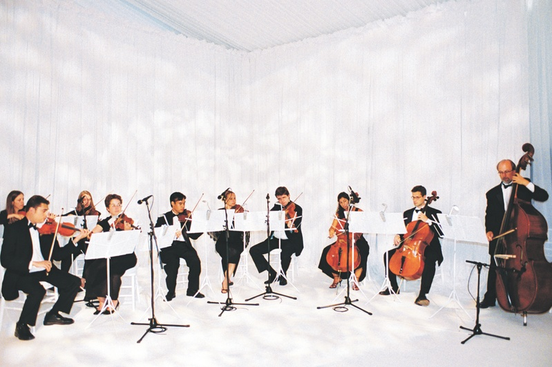 Entertainment Photos Strings Ceremony Musicians Inside Weddings