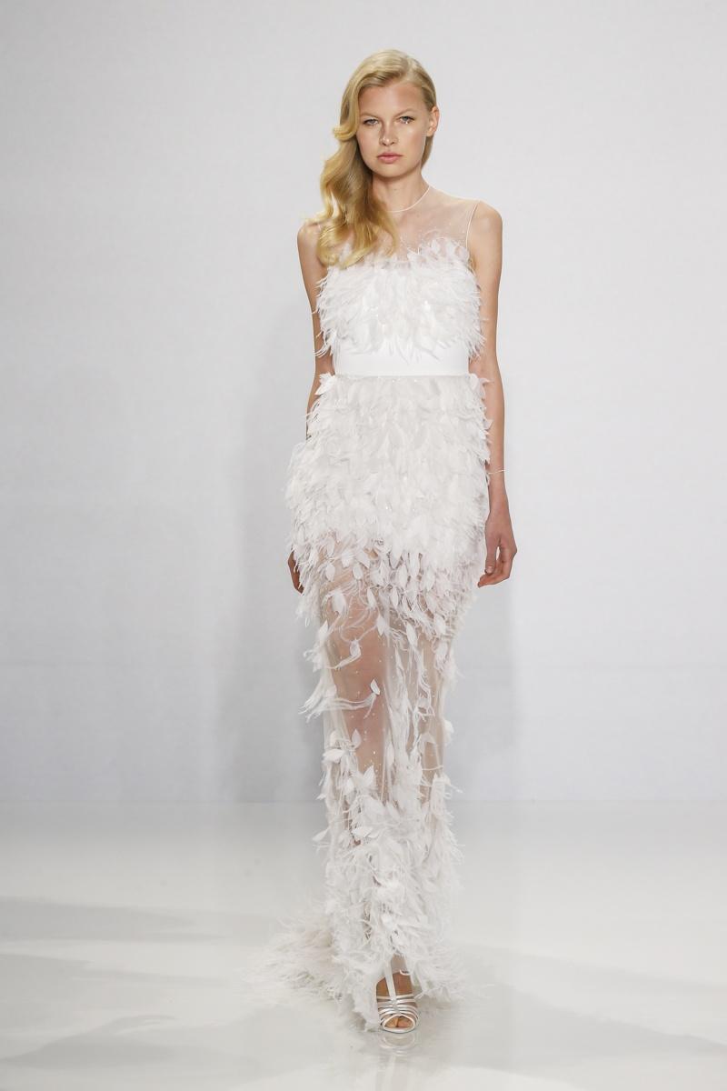 Wedding Dresses Photos - Look 18 by Christian Siriano Bridal ...