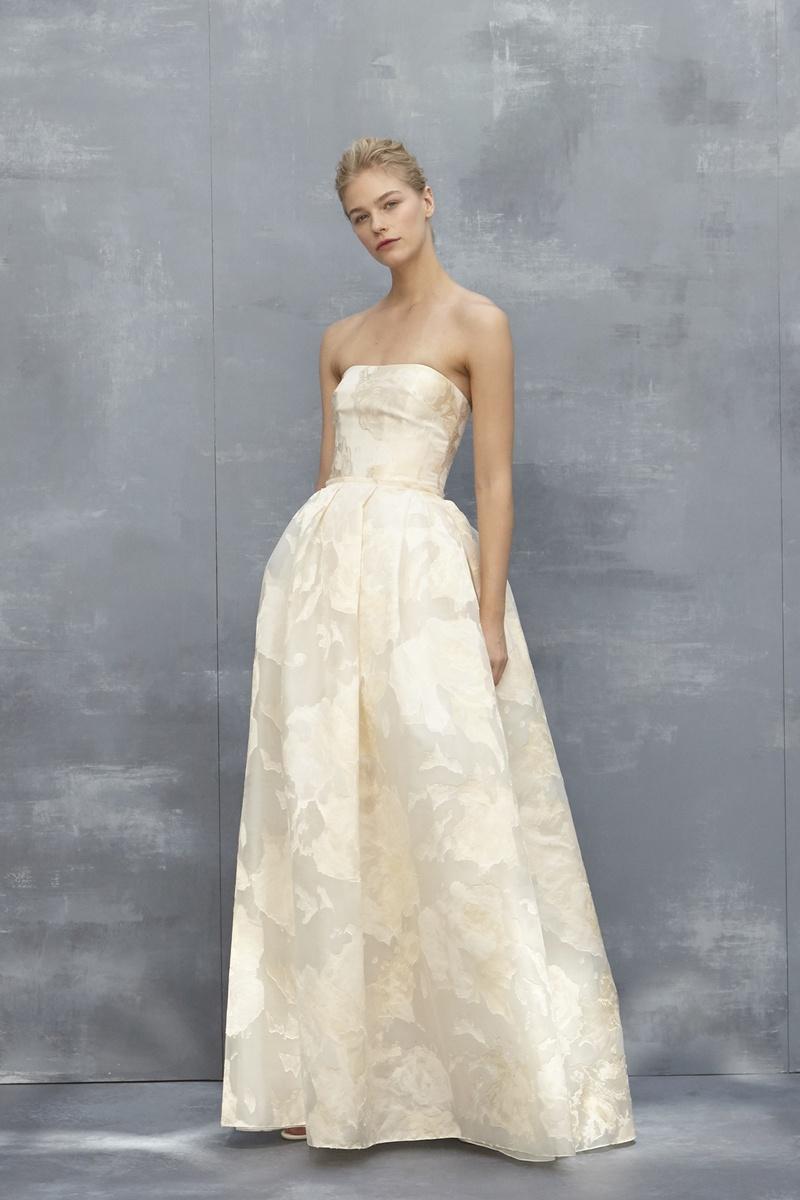 Wedding dresses photos doris by amsale inside weddings for Amsale aberra wedding dresses