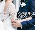 how to avoid overspending on your wedding tips from finance expert rachel cruze
