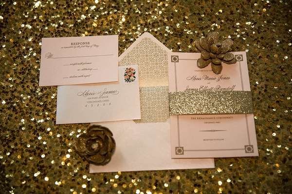 Vintage-Inspired Wedding Shoot with Blush + Gold Color ...