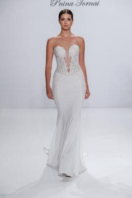 wedding dresses pnina tornai for kleinfeld 2017