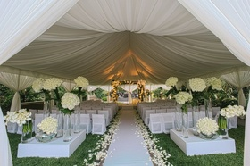 Mindy Weiss Wedding at the Four Seasons