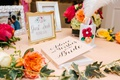 bridal shower guest book pink book advice and wishes for the bride flowers