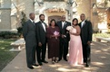 groom and family members photo