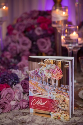 the art of floral and event design book Akeshi Akinseye wedding planning guide