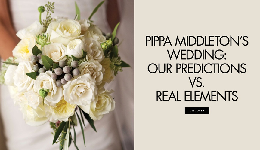 predictions real facts elements pippa middleton wedding james matthews guesses dress royal