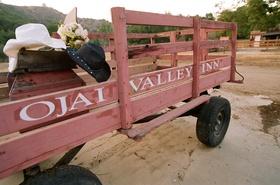 Ojai Valley Inn & Spa wagon