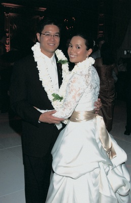 Broadway singer lea salonga and husband robert chien
