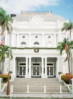 Antiguo Casino de Puerto Rico historical wedding venue for mariana paola vicente kike hernandez