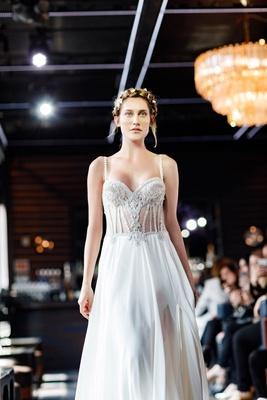 Wedding Dresses: Gemy Maalouf 2018 Bridal Collection - Inside Weddings
