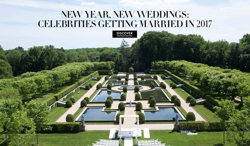 celebrity weddings we're looking forward to in 2017
