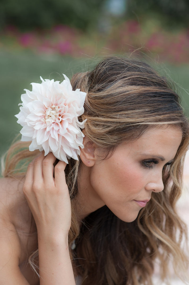 Wedding Hair How To Wear Your Hair Down On The Big Day Inside