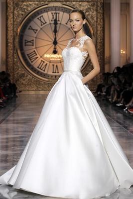 Atelier Pronovias 2016 Verila Wedding Dress