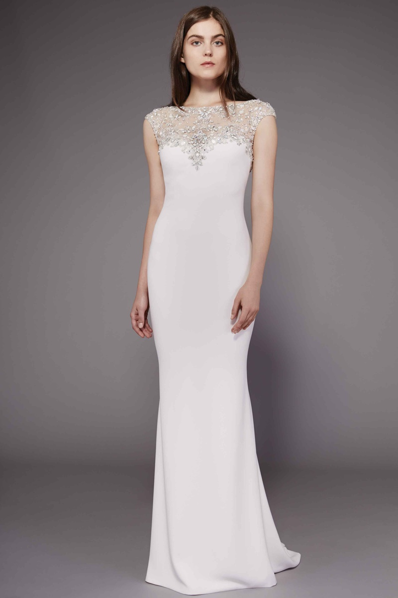 Wedding Dresses: Badgley Mischka Bride Fall 2016 - Inside Weddings
