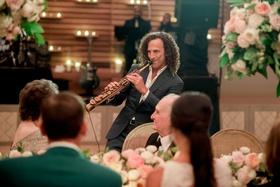 Pro Golfer 2017 Masters Tournament winner PGA tour Sergio Garcia wedding kenny g saxophone
