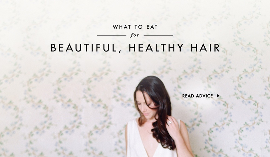 How to get healthy and long hair for your wedding