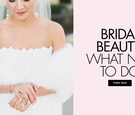 bridal beauty mistakes to avoid, beauty tips for brides
