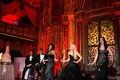 Guests with musical backgrounds and Broadway experience perform at wedding reception