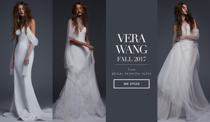 Bridal week young love wedding dresses from vera wang fall 2017 vera wang fall 2017 bridal collection wedding dresses junglespirit Image collections
