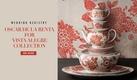 Oscar de la Renta for Vista Alegre tableware collection