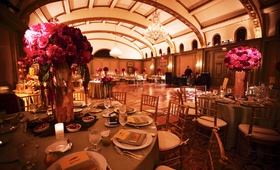 The Viennese Ballroom at the Langham Huntington