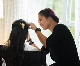 Hair & Makeup by Tmak Artistry