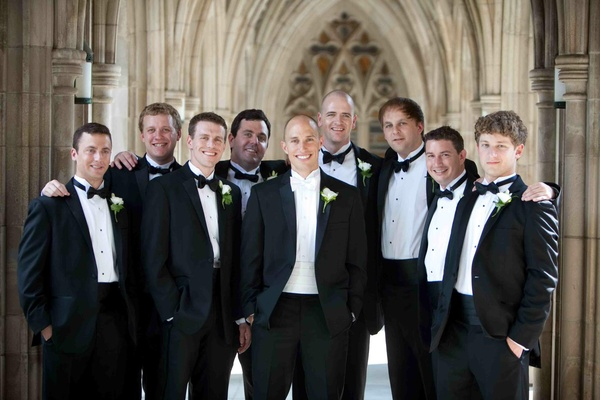 Traditional Greek Ceremony at Duke Chapel & Lavish Reception