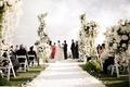 Outdoor wedding at Montage Laguna Beach