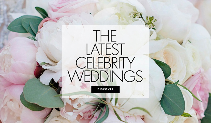 The latest celebrity weddings - brody jenner, laura prepon, barron hilton, and kat von d