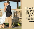 Learn how to blend in and make a good impression when you don't know the newlyweds.