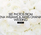 See photos from Serena Williams and Alexis Ohanian's wedding