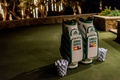 Pro Golfer 2017 Masters Tournament winner Sergio Garcia after party masters themed golf clubs golf