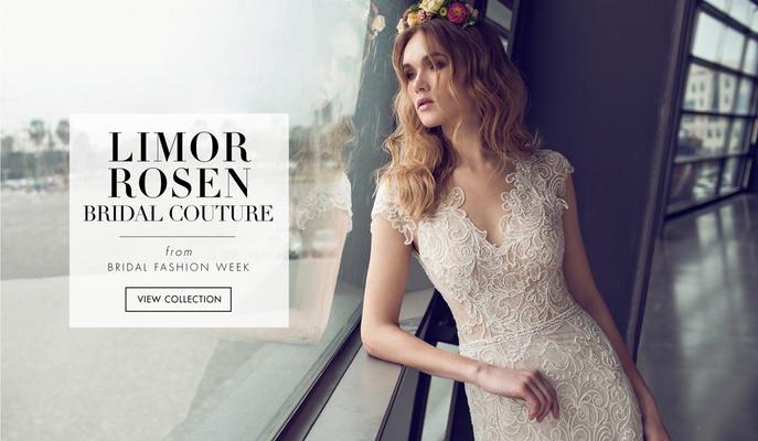 Limor Rosen Bridal Couture 2017 wedding dress bridal collection