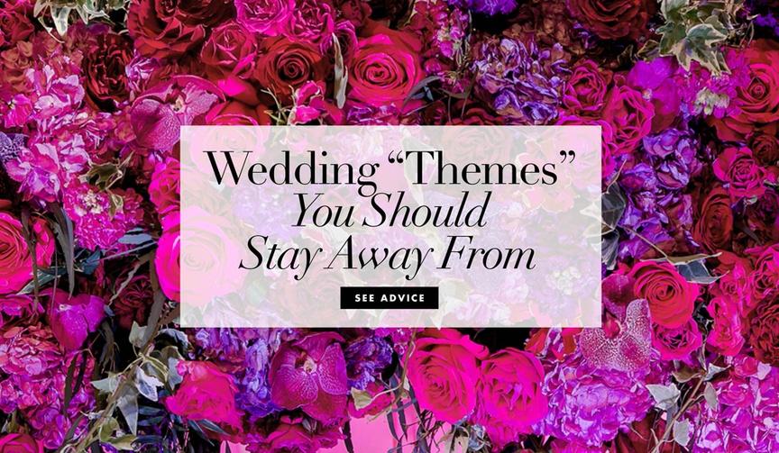 planning amp design news theme ideas inside weddings