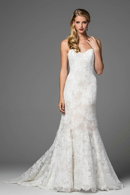 Bridal Week: The Portrait Collection from Watters Fall 2017 ...
