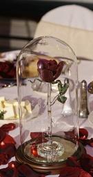Disney's Fairy Tale Weddings reception table