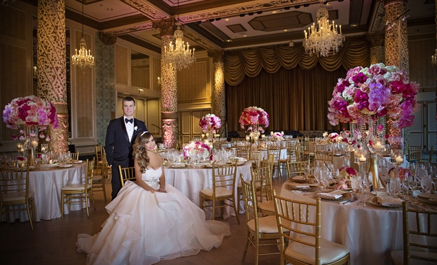 Wedding Filled With Vibrant Pink Florals And Peruvian